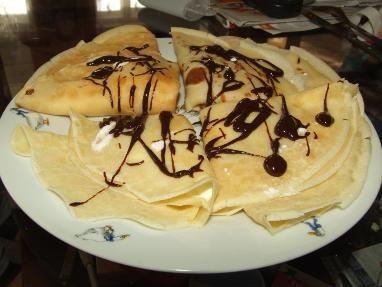 Francouzské palačinky / French pancakes