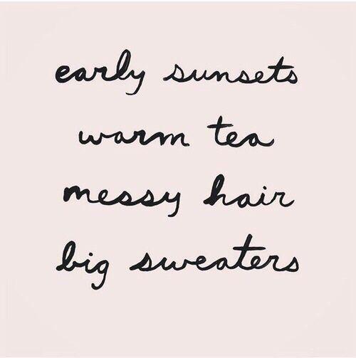 Imagem de quote, tea, and sunset