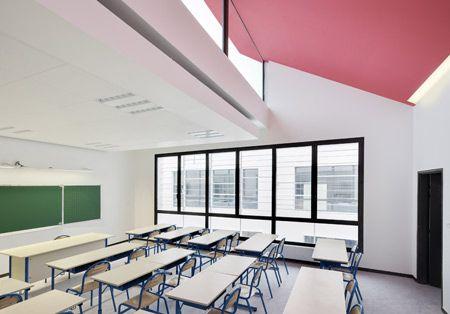 Bailly School Complex By Mikou Design Studio