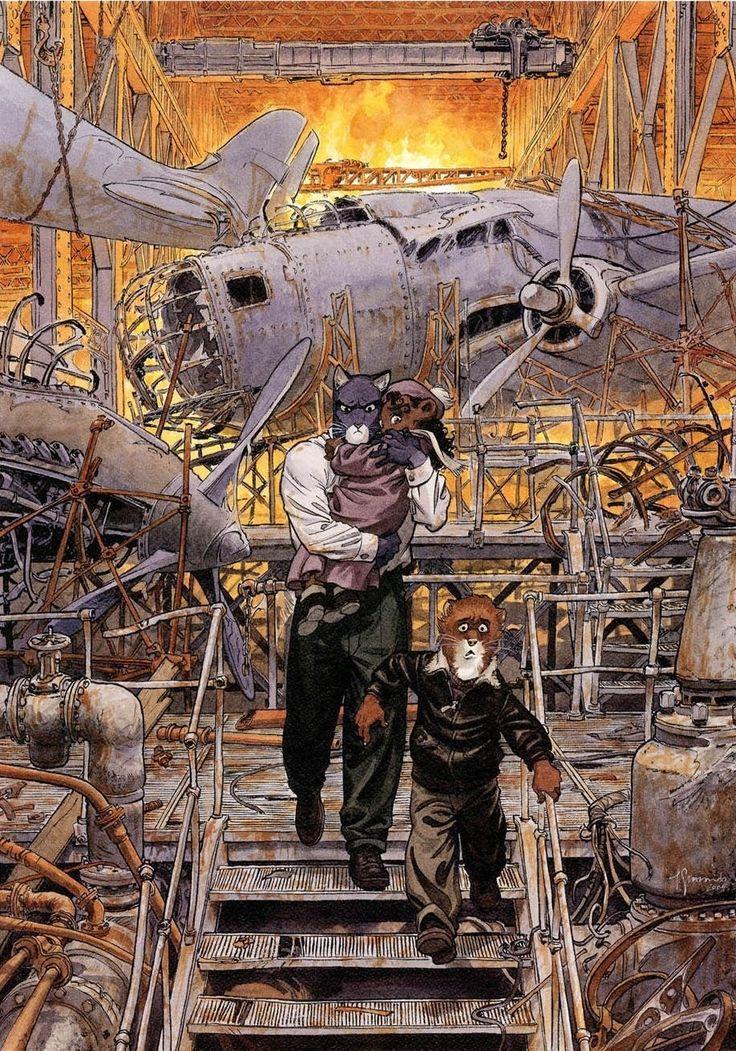 21 Best Comic (french) Artist Juanjo Guarnido Images On