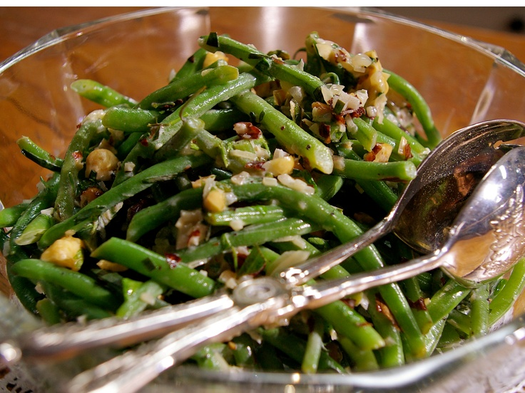 28 best laura calder recipes images on pinterest french food green beans in hazelnuts and creme fraiche recipes cooking channel french food forumfinder Images