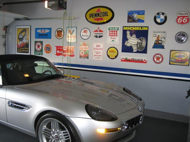 Best dream garage images on pinterest