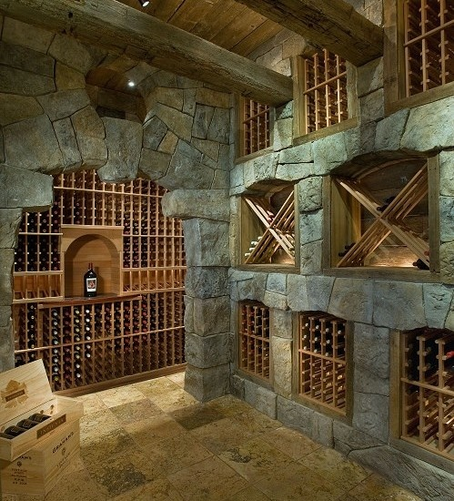 Mediterranean wine cellar cava pinterest cava bar y for Wine cellar pinterest