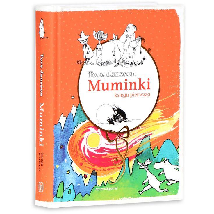 Muminki. Księga pierwsza -   Jansson Tove , tylko w empik.com: 51,51 zł. Przeczytaj recenzję Muminki. Księga pierwsza. Zamów dostawę do dowolnego salonu i zapłać przy odbiorze!