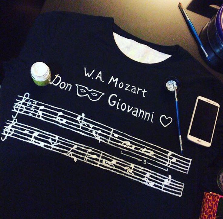 Don Giovanni W.A.Mozart Inspiration