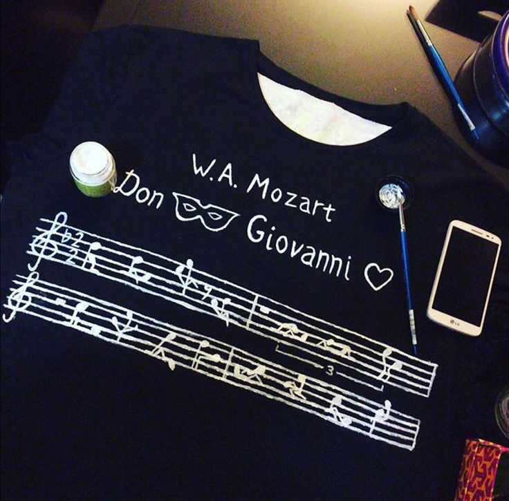 Don Giovanni W.A.Mozart Inspiration
