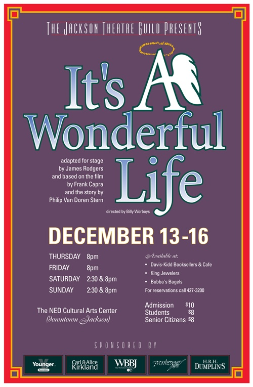 It 39 S A Wonderful Life 01 Theatre Ideas Pinterest Wonderful Life Its A Wonderful Life And Life