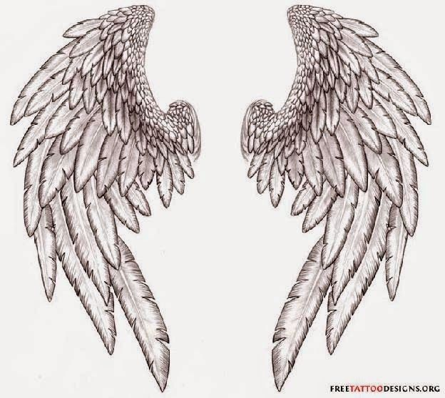 25 best ideas about angel wing tattoos on pinterest wing tattoos memory tattoos and memorial. Black Bedroom Furniture Sets. Home Design Ideas