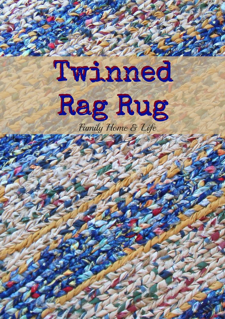 29 Best Images About Rag Rugs On Pinterest Fabric Yarn
