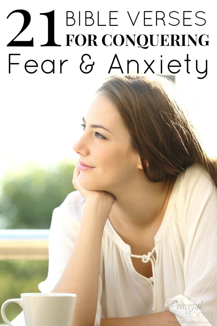 Fear & Anxiety Bible Study - Love God Greatly