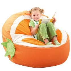 Gressco HABA® Orange Bean Bag
