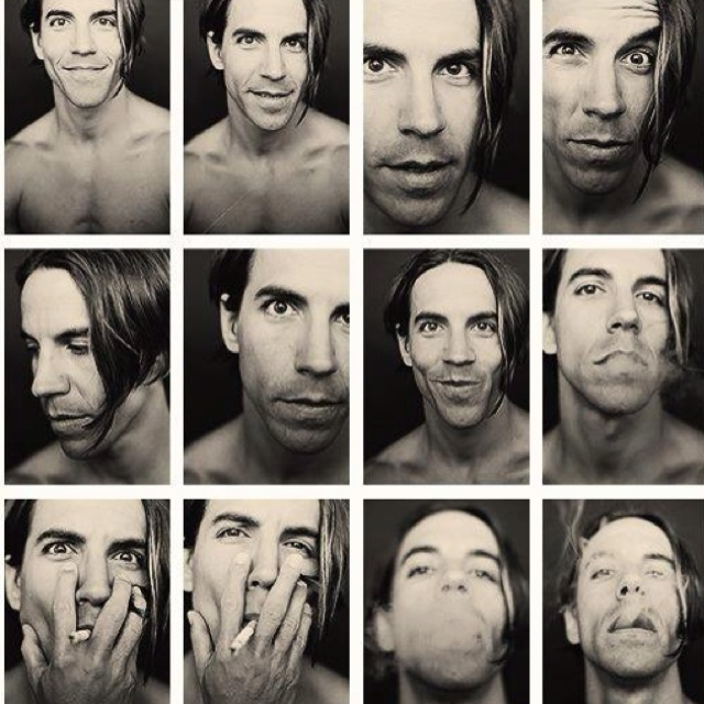 Anthony Kiedis, forever in love with this man