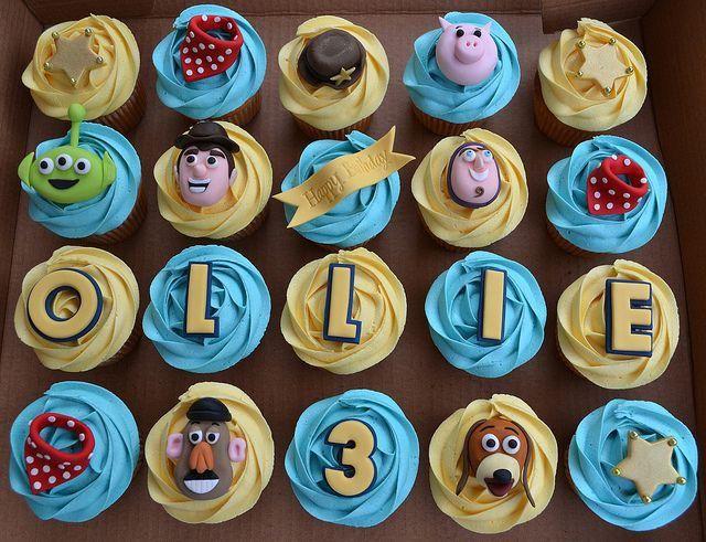 9 decoraciones para cupcakes de película que los niños amarán - IMujer