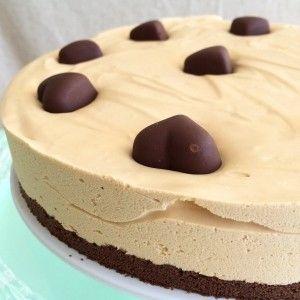 Torta facil de Dulce de Leche y crema con base de Chocolinas