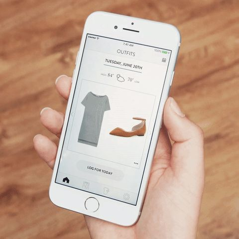 Cladwell lets you get the most out of your closet. The everyday styling app  that guides you to a simple and more curated life. Track what to wear, see  what to keep, and discover what to add, all without taking a single photo.  It's possible to love your clothes and look your best. Cladwell Dail