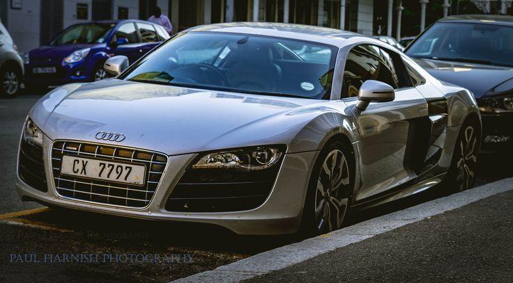 Audi R8 Cape Town SA © Paul Harnish Photography