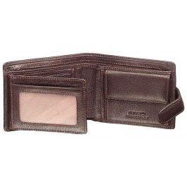 Pierre Cardin - Soft Genuine Italian Leather Wallet - Brown