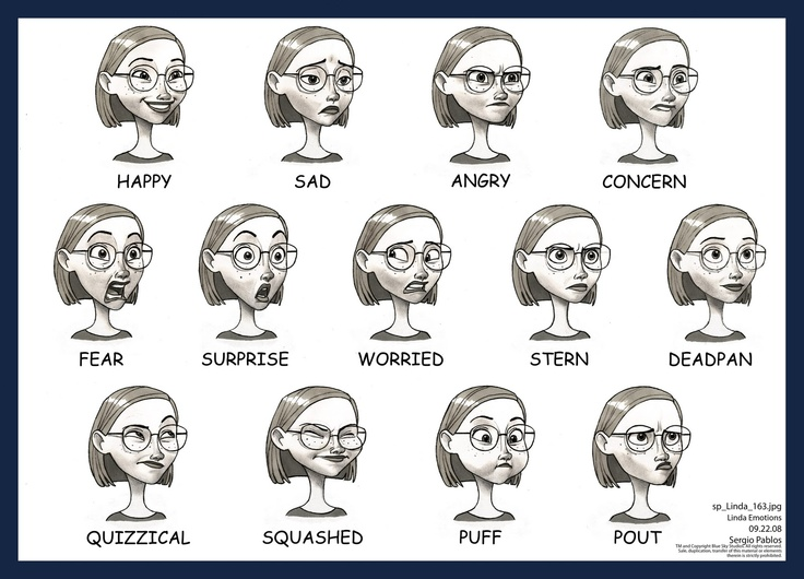 Character Design Expression : Best images about character expressions on pinterest