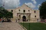 Visiting the Alamo/So meaningful & thought provoking! It was much smaller than I imagined.