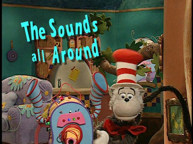 The Wubbulous World Of Dr Seuss The Sounds All Around