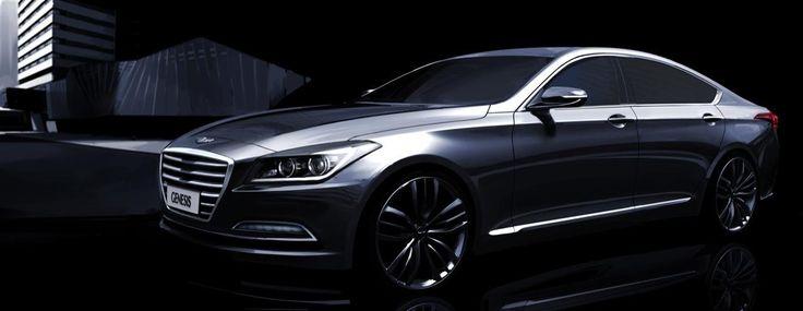 Garap Merek Kelas Premium Genesis, Hyundai Merangkul Ahli Desain Dari Bentley - http://bintangotomotif.com/garap-merek-kelas-premium-genesis-hyundai-merangkul-ahli-desain-dari-bentley/