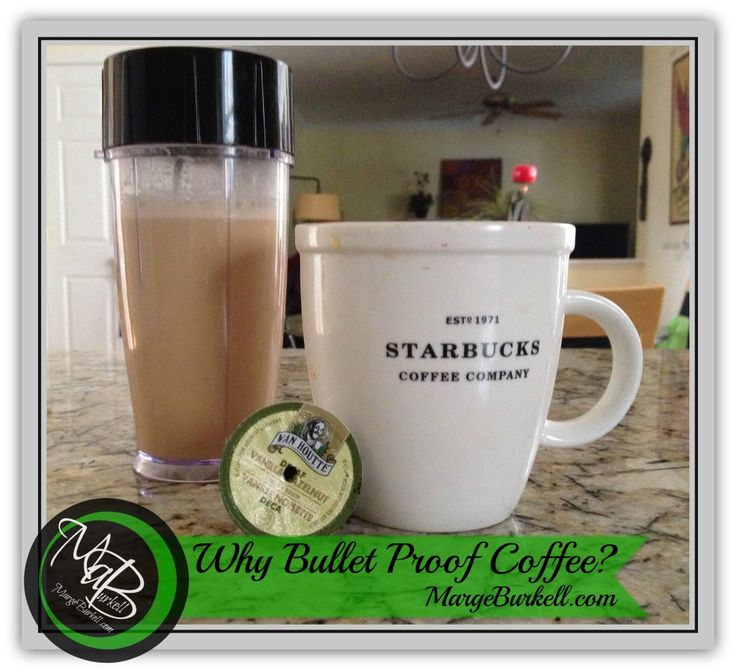 Bulletproof coffee is easy to make and delicious to drink!BUT just what the HECK is bulletproof coffee and why are low carbers drinking so much of it? Find out now! http://margeburkell.com/bulletproof-coffee/   Do you have a favorite combination? I would LOVE to hear what it is!