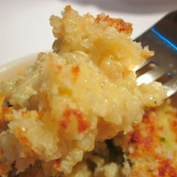 Quinoa Macaroni and Cheese - Yummy! Next time, I am going to add more cheese and some mustard.