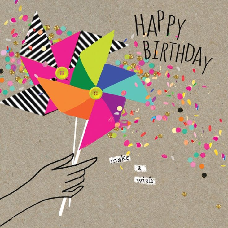 3122 best Art birthday images – Art for Birthday Cards