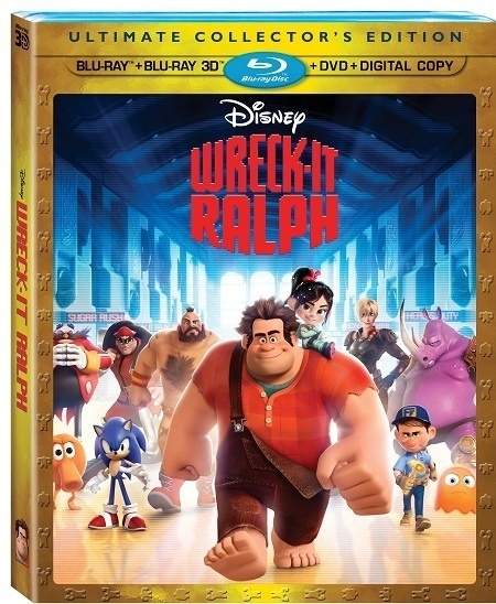 Wreck-It Ralph DVD Review: Living in Gamer's Paradise: Film, Walt Disney, Blu Ray, Wreckitralph, Bluray, Wreck It Ralph, Movies, Wreckit Ralph, Disney Movie