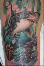 Image result for Mens shark tattoos