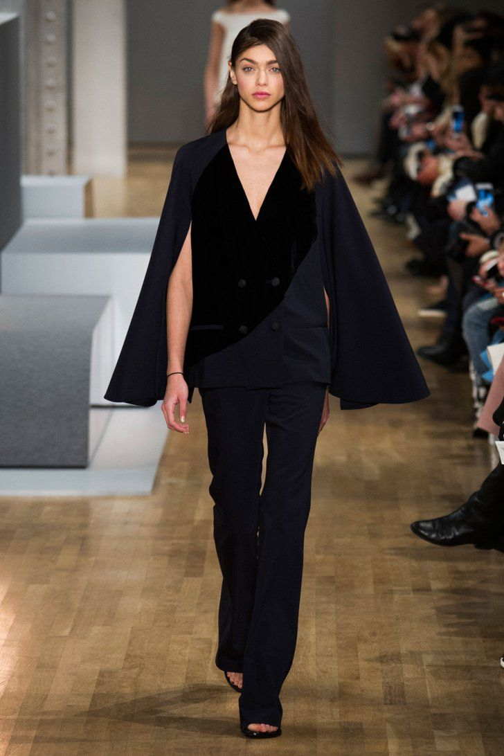Pin for Later: The Top Fall 2015 Trends From New York Fashion Week  Tibi Fall 2015