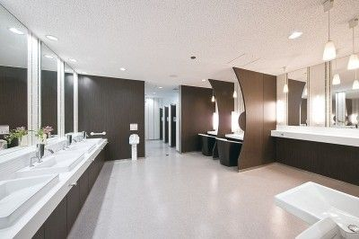27 Best Restroom Images On Pinterest Bathrooms Toilet