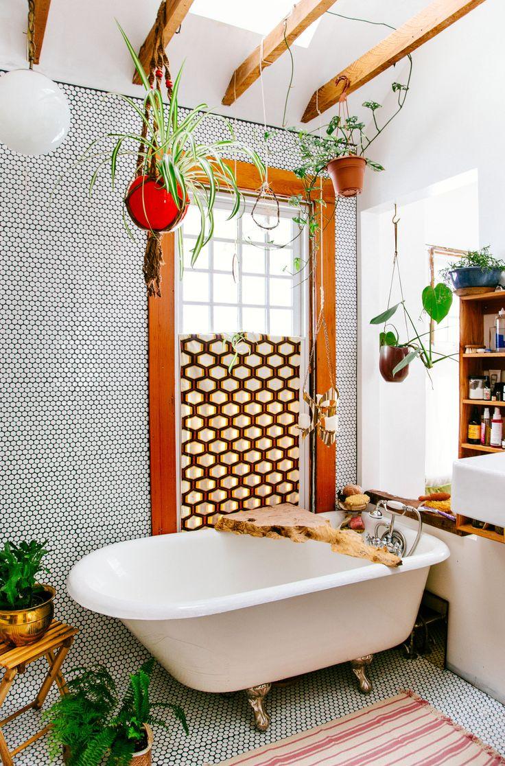 The New Boho Bathroom