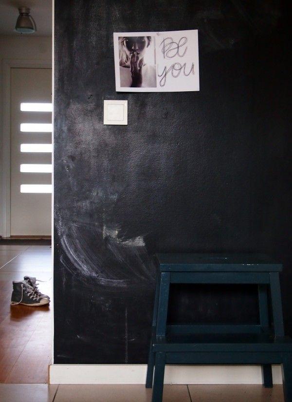 Kitchen wall | Blackboard