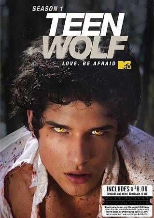 Teen Wolf: Season 1 (DVD, Movie Money)