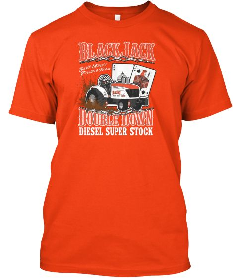 Custom Pulling Tractor T Shirts : Blackjack t shirts for sale beer money pulling team