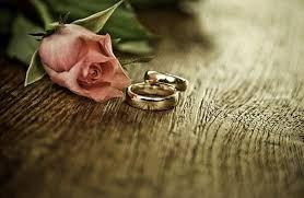 Billedresultat for vielsesringe bryllup