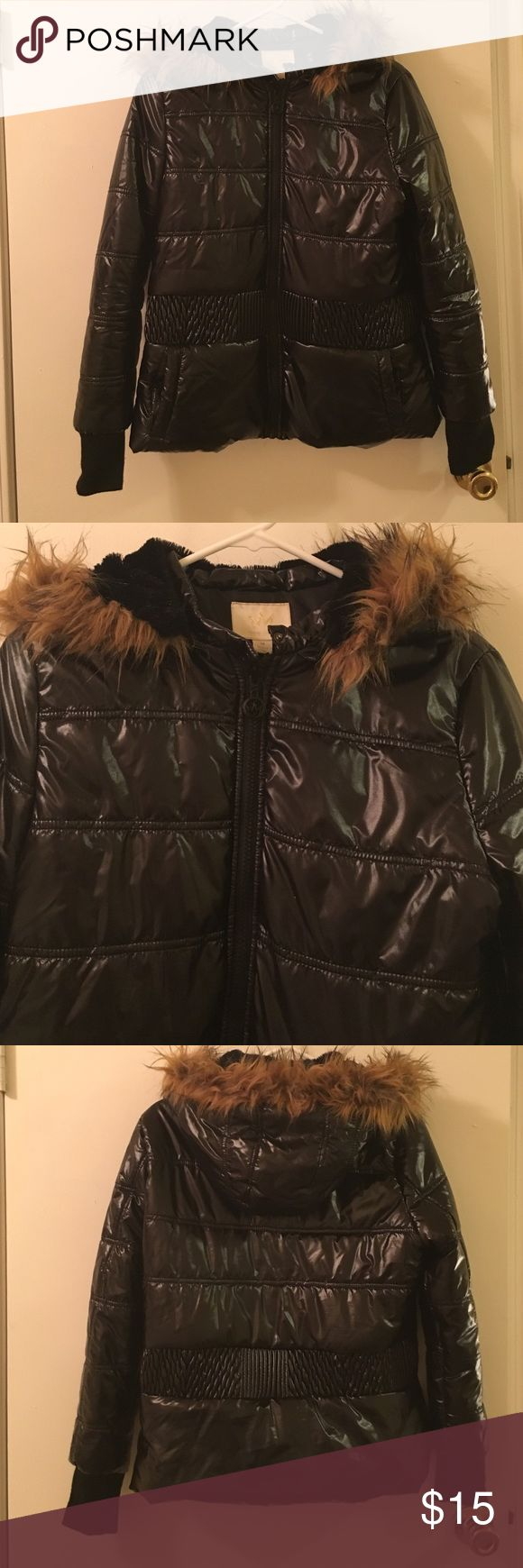 Nicki Minaj  black jacket Like new nothing rong micki minaj  Jackets & Coats Capes