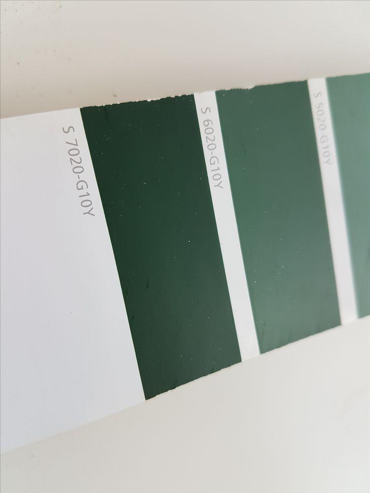 kolor ścian 01  NCS S 7020-G10Y