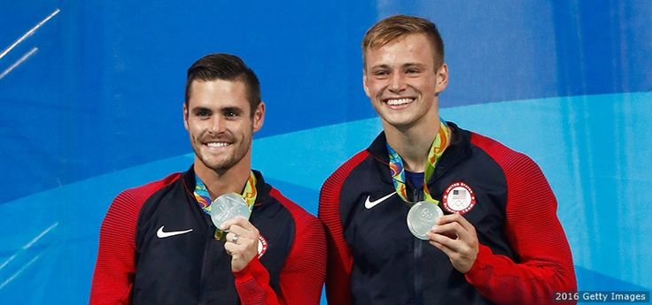 David Boudia, Steele Johnson Start Team USA's Olympic Diving Competition With Synchro Silver