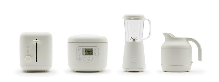 morewithless-Appliances by Naoto Fukasawa