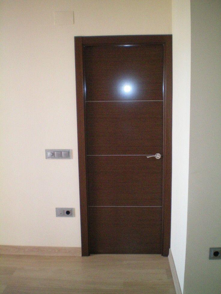 24 Puertas para habitaciones modernas