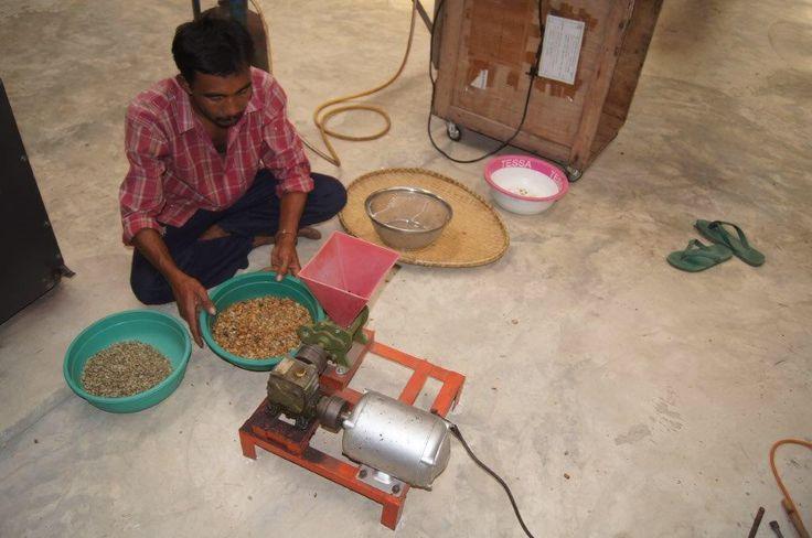 Preparing a sample