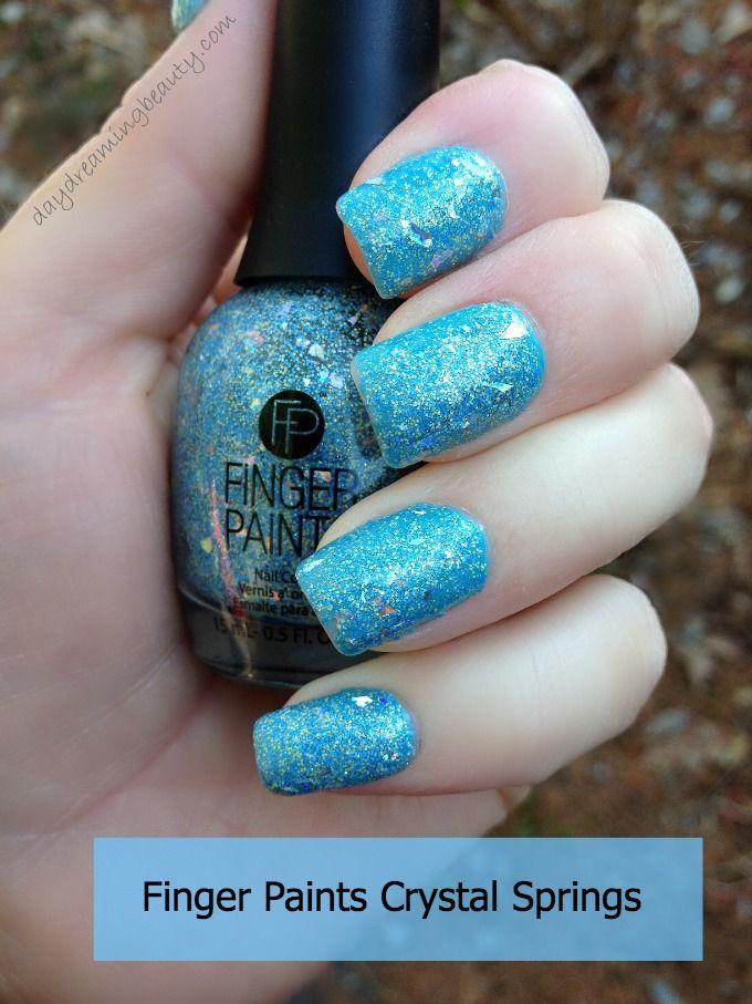 Finger Paints Crystal Springs