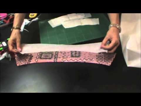 Alta Costura Clase 16, Vistas y Entretelas Diseño Falda