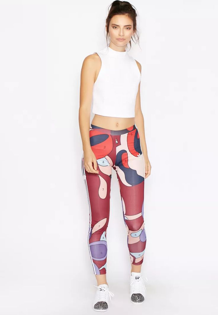 ADIDAS ORIGINALS SUPERGIRL TRACK PANTS - WOMEN'S