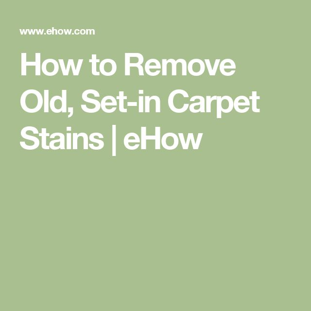 Best 25+ Remove color bleeding ideas on Pinterest | Clean ...