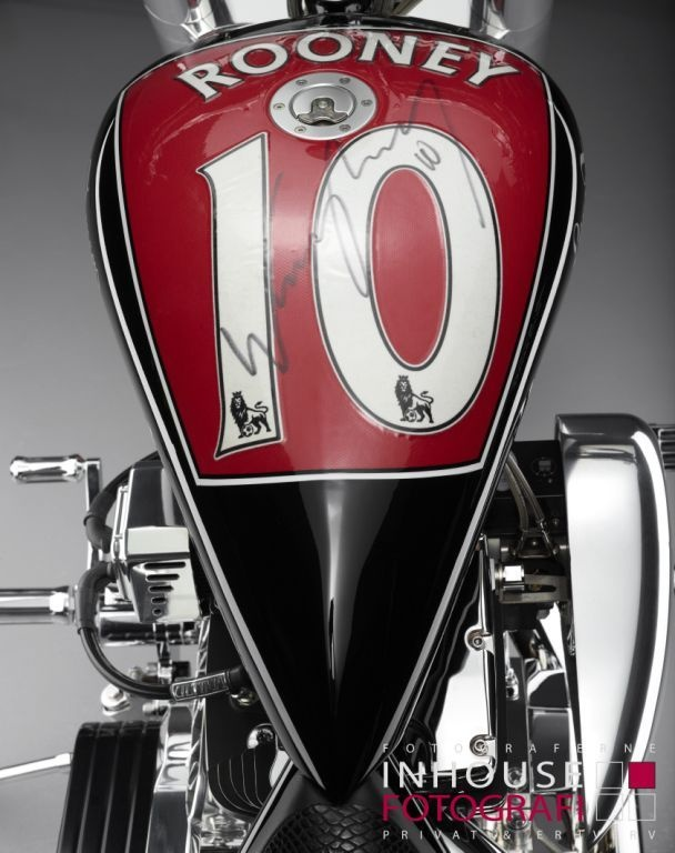 Rooney Motorcycle