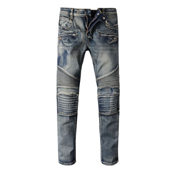 Like and Share if you want this  2016 Men Skinny Slim Moto Denim Pants High Quality Mens Tapered Biker Jeans Male     Tag a friend who would love this!     FREE Shipping Worldwide     Get it here ---> http://onlineshopping.fashiongarments.biz/products/2016-men-skinny-slim-moto-denim-pants-high-quality-mens-tapered-biker-jeans-male/
