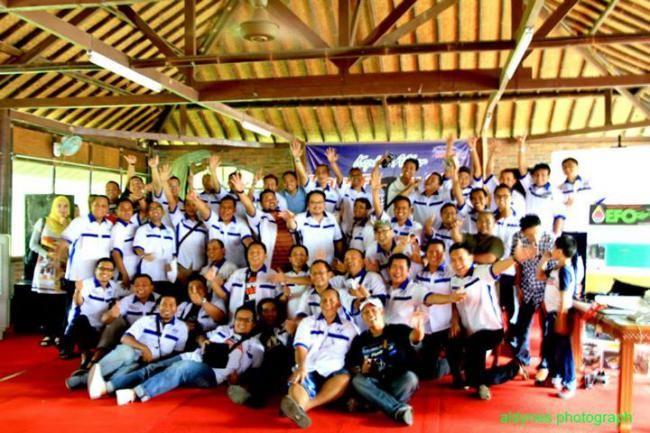 Gelar Kopdar Akbar Maraton, TFC Solidkan Organisasi - Vivaoto.com - Majalah Otomotif Online